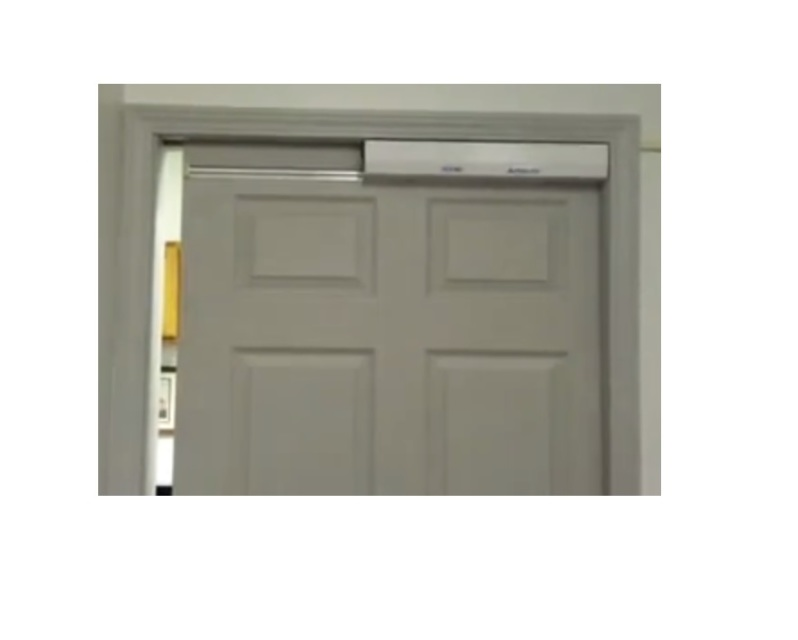 Automatic Pocket Doors
